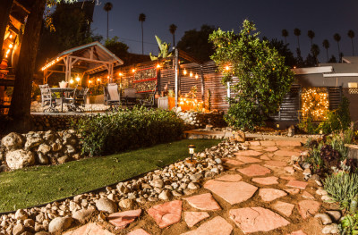 Unique outdoor party venues for rent Los Angeles CA