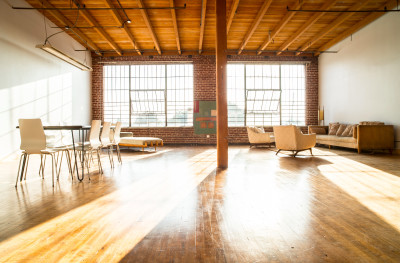 Baby Shower Venue At Luxurious, Spacious Loft With Natural Light And  Exposed Brick