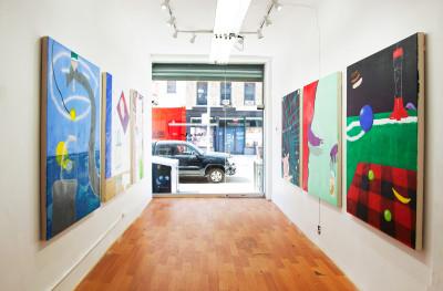 Exhibit Venue At Prime Les Gallery Space Street Level