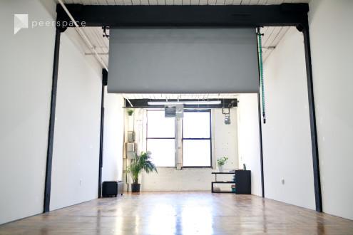 Affordable East Williamsburg Spacious Creative Studio in East Williamsburg, Brookyln, NY | Peerspace