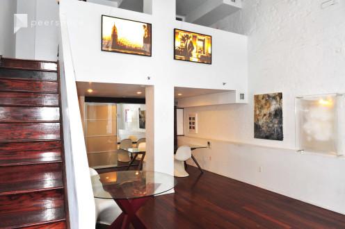 Gallery, Event Space, Street Floor | Tribeca, Soho in Civic Center, New York, NY | Peerspace