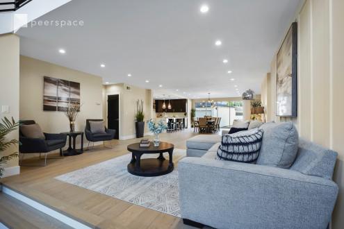 Modern Open Floor Plan Mansion in Sherman Oaks in Sherman Oaks, sherman oaks, CA | Peerspace