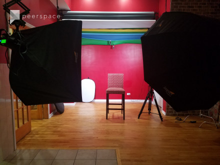 Photography Studio near University of Chicago in Grand Crossing, Chicago, IL | Peerspace