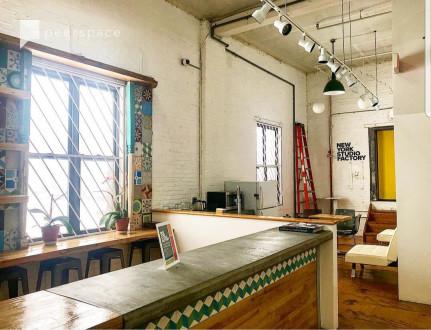 Small lounge in east Williamsburg in Bushwick, Brooklyn, NY | Peerspace