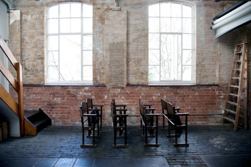 Industrial location great for small events in Shoreditch, London,  | Peerspace