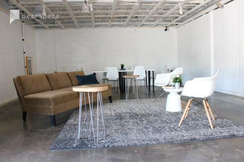 Industrial Chic Meeting & Conference Space in Adair Park in Adair Park, Atlanta, GA | Peerspace