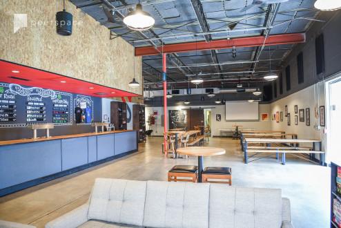 Rustic Industrial Brewery and Meeting Space in West Midtown in Buckhead, Atlanta, GA | Peerspace