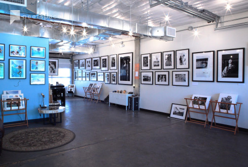 Unique rock n' roll photography gallery in East Austin, Austin, TX | Peerspace