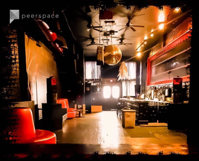 Downtown Music Venue & Event Space with outdoor  Patio in Downtown, Atlanta, GA | Peerspace