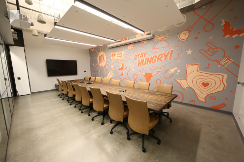 Industrial High-Tech Conference Room in Downtown Austin, Austin, TX | Peerspace