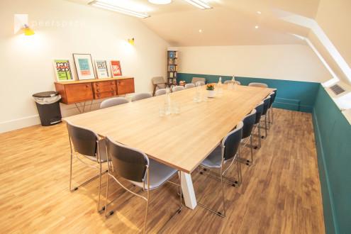 Bespoke Meeting Room in Literary Bloomsbury Heritage Building in Bloomsbury, London,  | Peerspace