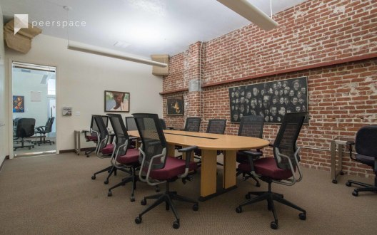 Merritt Meeting Room: Versatile Multimedia Meeting Room in Downtown Oakland, Oakland, CA   Peerspace