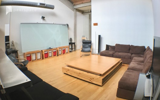 Creative OFFSITE LOFT in SoMa SF in South of Market, San Francisco, CA | Peerspace
