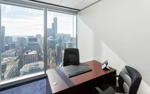 Premium Private Office in River North | Amazing City View! in River North, Chicago, IL | Peerspace