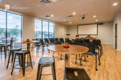 Spacious event room with great natural light close to downtown in Zilker, Austin, TX | Peerspace