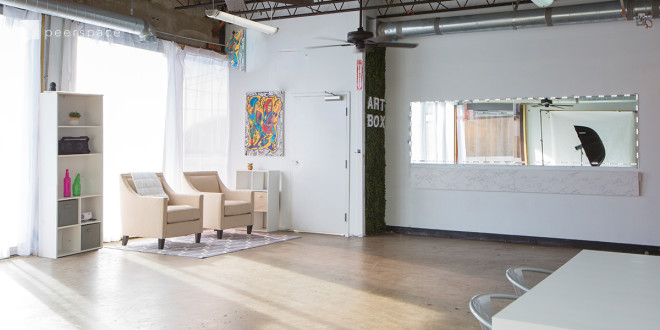 Natural Daylight Modern Loft in Downtown, East Point, GA | Peerspace