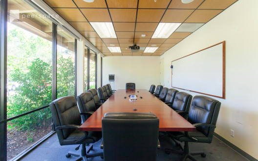 Executive Board Meeting Room in Linfield Oaks, Menlo Park, CA | Peerspace