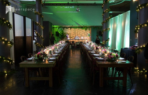 Spacious Modern Industrial Event Venue in Emeryville, CA | Peerspace