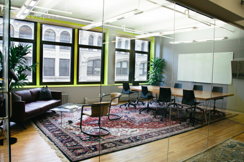 Sunny Flatiron Meeting Room in Midtown, New York, NY | Peerspace