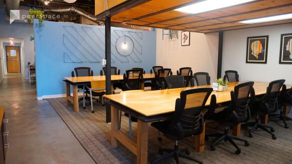 Study Hall Space - Creative workspace, semi-private in East Austin, Austin, TX | Peerspace