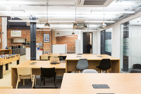 Newly refurbished, open plan warehouse in East London (close to the City) in Whitechapel, London,  | Peerspace