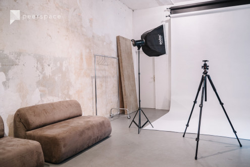 Industrial Artistic Photo Studio in the Heart of Kreuzkölln in Neukölln, Berlin,  | Peerspace