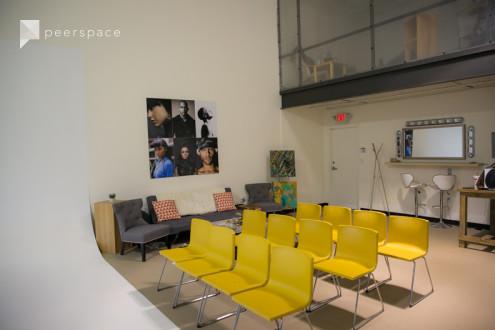 Natural Light Loft Studio Space in English Avenue, Atlanta, GA | Peerspace