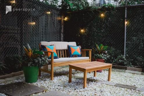 Cozy Outdoor Space in Bedford-Stuyvesant, Brooklyn, NY | Peerspace