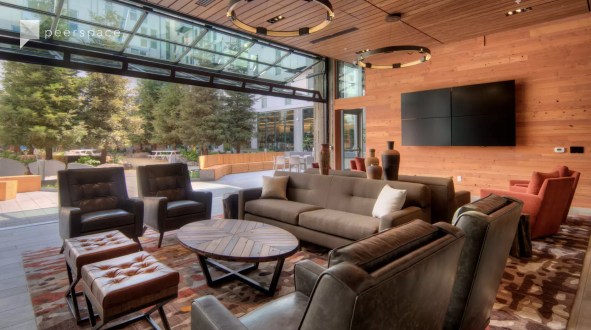 Luxe SOMA Lounge w/ full kitchen + outdoor space in Mission Bay, San Francisco, CA | Peerspace