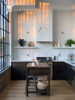 Historical Loft with Industrial Features and Beautiful Natural Light in Emeryville, CA   Peerspace