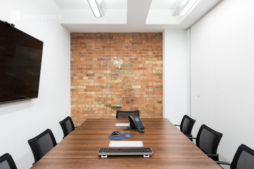 Meeting rooms in a newly refurbished, open plan warehouse in East London (close to the City) in Whitechapel, London,  | Peerspace
