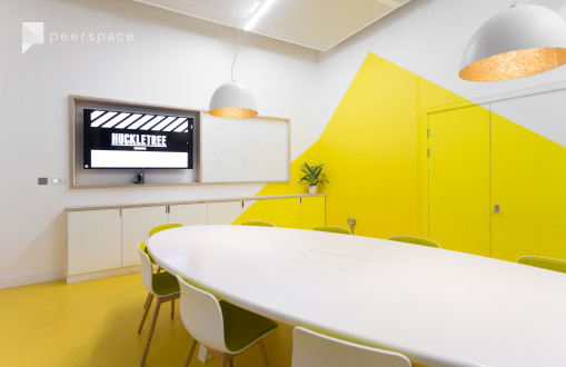 Finsbury Square Sunnyvale Meeting Room, in the heart of the Silicon Roundabout in Shoreditch, London,  | Peerspace