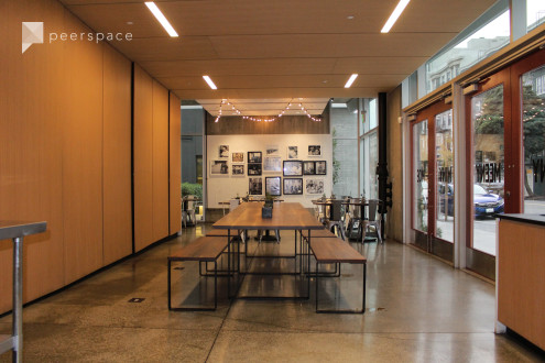 Bright Modern Storefront in the Heart of Hayes Valley in Fillmore District, San Francisco, CA | Peerspace