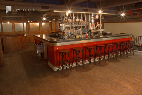 Midtown Gastropub with Reserved Bar Area (RB) in Midtown, New York, NY | Peerspace