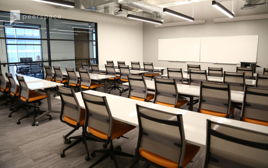 Downtown High-Tech Classroom in Seaholm District, Austin, TX | Peerspace