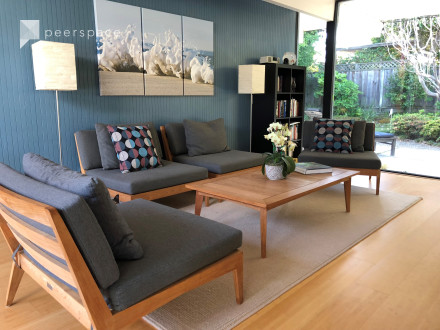 Mid-Century Modern Setting in the Heart of Silicon Valley in Sunnyvale West, Sunnyvale, CA | Peerspace