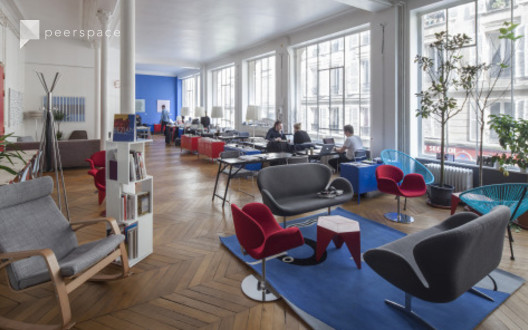 Appartement historique à République, verrières d'époque, parquet et mobilier design in République, Paris,  | Peerspace