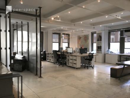 Bright, Open, Beautiful Studio/Office Space Midtown-Manhattan in Midtown, New York, NY | Peerspace