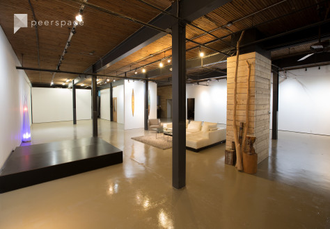Modern and Open Art Gallery and Event Venue in Pittsburgh, Atlanta, GA | Peerspace