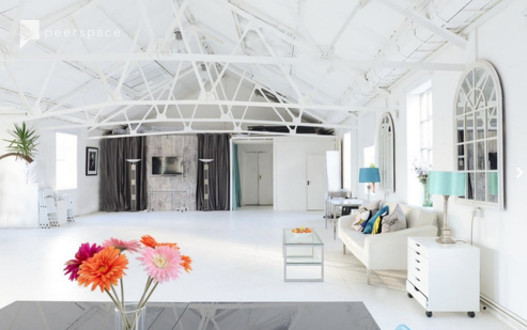 Huge beautifully finished, homely White Loft in Southwark, London,  | Peerspace