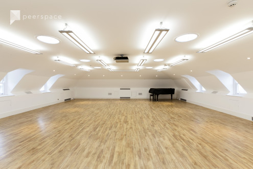 Flexible Creative Space in Literary Bloomsbury in Bloomsbury, London,  | Peerspace