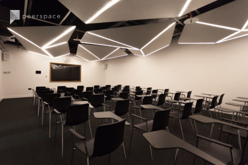 'The Classroom' Finsbury Square Meeting Room/Event Space, in the heart of the Silicon Roundabout in Shoreditch, London,  | Peerspace