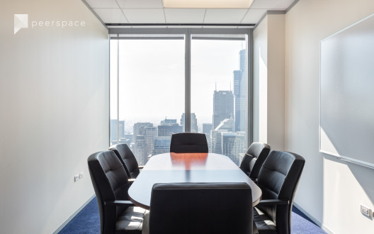 Executive Meeting Room in River North in River North, Chicago, IL | Peerspace