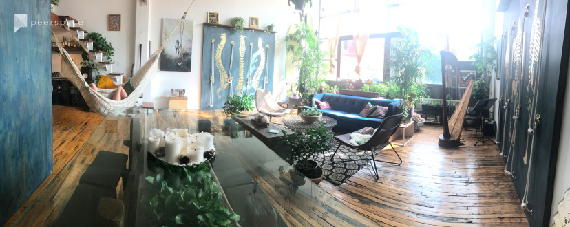 Peaceful and Inspiring Brooklyn Loft + Yoga Studio in Red Hook, Brooklyn, NY | Peerspace