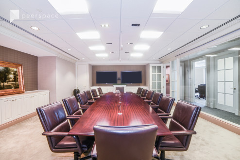 Atlantic Boardroom and Conference Corporate Suite in Midtown, Atlanta, GA | Peerspace