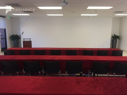 Multipurpose Event Space in Silicon Valley in East Industrial, Fremont, CA | Peerspace