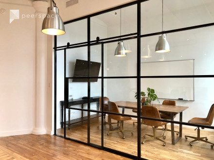 Private Meeting Room for 6 in SoHo in SoHo, New York, NY | Peerspace