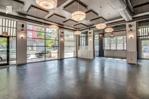 Savvy & Sophisticated space located in the soul of Wicker Park in West Town, Chicago, IL | Peerspace