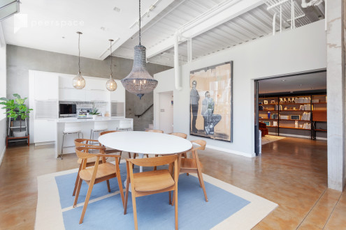 Spacious, Modern Light - Filled Creative Loft in SOMA in SoMa, San Francisco, CA | Peerspace