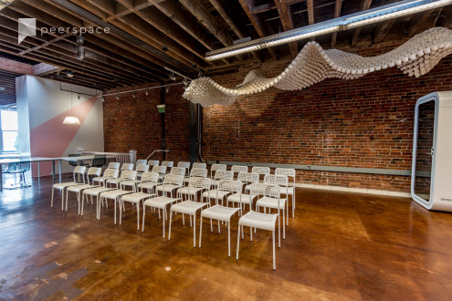 Unique Large Studio Space Next to Moscone in South of Market, San Francisco, CA | Peerspace